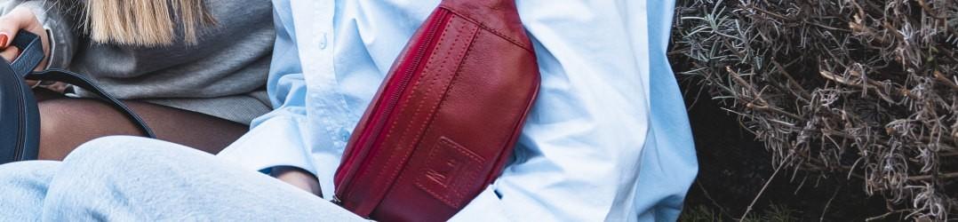 Bolsos de mano en piel para mujer